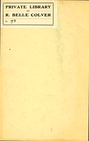Page 2, 1907 Edition, Simpson College - Zenith Yearbook (Indianola, IA) online yearbook collection