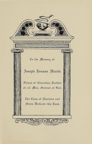 Page 7, 1907 Edition, Simpson College - Zenith Yearbook (Indianola, IA) online yearbook collection