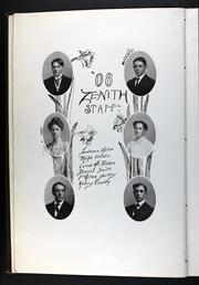 Page 16, 1908 Edition, Simpson College - Zenith Yearbook (Indianola, IA) online yearbook collection