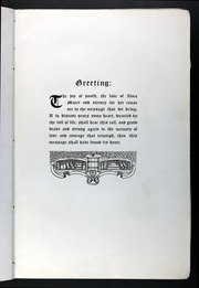 Page 17, 1908 Edition, Simpson College - Zenith Yearbook (Indianola, IA) online yearbook collection
