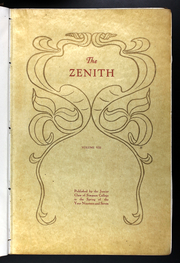 Page 9, 1908 Edition, Simpson College - Zenith Yearbook (Indianola, IA) online yearbook collection