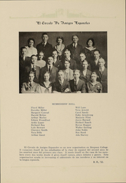 Page 148, 1922 Edition, Simpson College - Zenith Yearbook (Indianola, IA) online yearbook collection