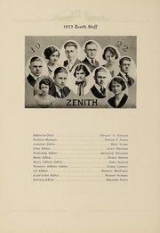 Page 152, 1922 Edition, Simpson College - Zenith Yearbook (Indianola, IA) online yearbook collection