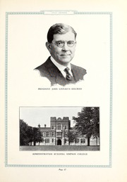 Page 23, 1927 Edition, Simpson College - Zenith Yearbook (Indianola, IA) online yearbook collection