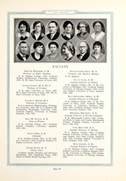 Page 25, 1927 Edition, Simpson College - Zenith Yearbook (Indianola, IA) online yearbook collection