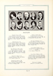 Page 26, 1927 Edition, Simpson College - Zenith Yearbook (Indianola, IA) online yearbook collection