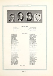 Page 29, 1927 Edition, Simpson College - Zenith Yearbook (Indianola, IA) online yearbook collection