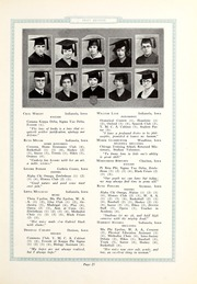 Page 33, 1927 Edition, Simpson College - Zenith Yearbook (Indianola, IA) online yearbook collection