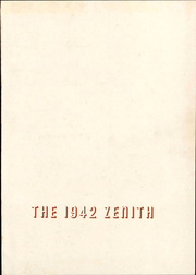 Page 5, 1942 Edition, Simpson College - Zenith Yearbook (Indianola, IA) online yearbook collection