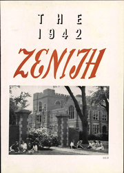 Page 7, 1942 Edition, Simpson College - Zenith Yearbook (Indianola, IA) online yearbook collection