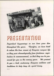 Page 8, 1942 Edition, Simpson College - Zenith Yearbook (Indianola, IA) online yearbook collection