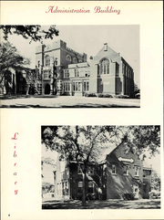 Page 10, 1956 Edition, Simpson College - Zenith Yearbook (Indianola, IA) online yearbook collection