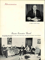 Page 12, 1956 Edition, Simpson College - Zenith Yearbook (Indianola, IA) online yearbook collection