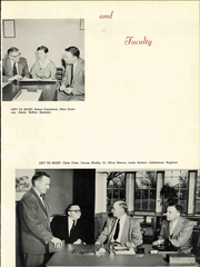 Page 13, 1956 Edition, Simpson College - Zenith Yearbook (Indianola, IA) online yearbook collection
