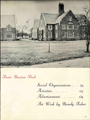 Page 9, 1956 Edition, Simpson College - Zenith Yearbook (Indianola, IA) online yearbook collection