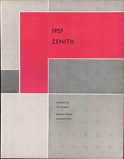 Page 9, 1957 Edition, Simpson College - Zenith Yearbook (Indianola, IA) online yearbook collection