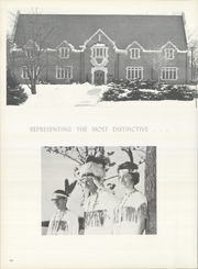Page 14, 1963 Edition, Simpson College - Zenith Yearbook (Indianola, IA) online yearbook collection