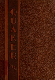 1938 Edition, William Penn University - Quaker Yearbook (Oskaloosa, IA)