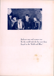 Page 13, 1941 Edition, William Penn University - Quaker Yearbook (Oskaloosa, IA) online yearbook collection