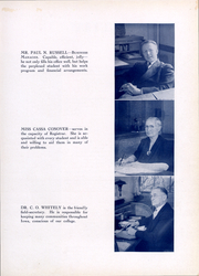 Page 15, 1941 Edition, William Penn University - Quaker Yearbook (Oskaloosa, IA) online yearbook collection