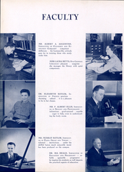 Page 16, 1941 Edition, William Penn University - Quaker Yearbook (Oskaloosa, IA) online yearbook collection