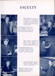 Page 17, 1941 Edition, William Penn University - Quaker Yearbook (Oskaloosa, IA) online yearbook collection