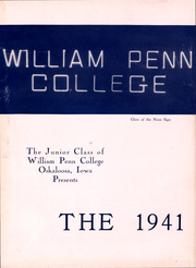 Page 4, 1941 Edition, William Penn University - Quaker Yearbook (Oskaloosa, IA) online yearbook collection