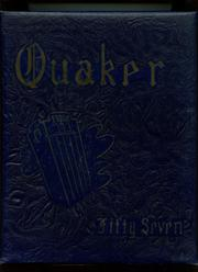 Page 1, 1957 Edition, William Penn University - Quaker Yearbook (Oskaloosa, IA) online yearbook collection