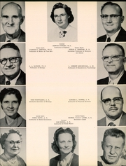 Page 13, 1957 Edition, William Penn University - Quaker Yearbook (Oskaloosa, IA) online yearbook collection