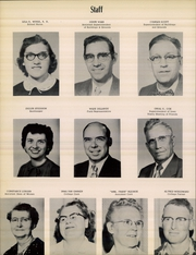 Page 14, 1957 Edition, William Penn University - Quaker Yearbook (Oskaloosa, IA) online yearbook collection
