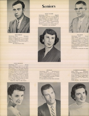 Page 16, 1957 Edition, William Penn University - Quaker Yearbook (Oskaloosa, IA) online yearbook collection