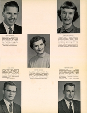 Page 17, 1957 Edition, William Penn University - Quaker Yearbook (Oskaloosa, IA) online yearbook collection