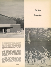 Page 7, 1957 Edition, William Penn University - Quaker Yearbook (Oskaloosa, IA) online yearbook collection