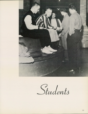 Page 17, 1958 Edition, William Penn University - Quaker Yearbook (Oskaloosa, IA) online yearbook collection