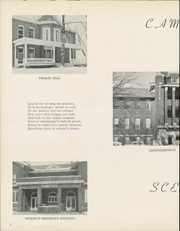 Page 6, 1958 Edition, William Penn University - Quaker Yearbook (Oskaloosa, IA) online yearbook collection