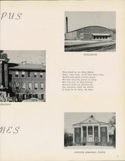 Page 7, 1958 Edition, William Penn University - Quaker Yearbook (Oskaloosa, IA) online yearbook collection