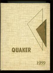 Page 1, 1959 Edition, William Penn University - Quaker Yearbook (Oskaloosa, IA) online yearbook collection