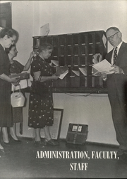 Page 11, 1959 Edition, William Penn University - Quaker Yearbook (Oskaloosa, IA) online yearbook collection