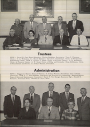 Page 12, 1959 Edition, William Penn University - Quaker Yearbook (Oskaloosa, IA) online yearbook collection