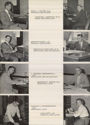 Page 14, 1959 Edition, William Penn University - Quaker Yearbook (Oskaloosa, IA) online yearbook collection