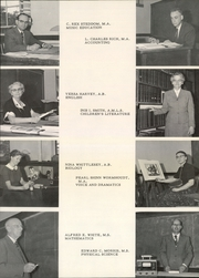Page 15, 1959 Edition, William Penn University - Quaker Yearbook (Oskaloosa, IA) online yearbook collection