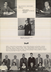 Page 16, 1959 Edition, William Penn University - Quaker Yearbook (Oskaloosa, IA) online yearbook collection