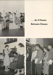 Page 7, 1959 Edition, William Penn University - Quaker Yearbook (Oskaloosa, IA) online yearbook collection