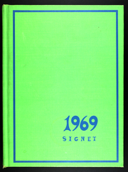 1969 Edition, Dordt College - Signet Yearbook (Sioux Center, IA)