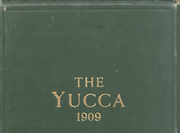 Page 1, 1909 Edition, University of North Texas - Yucca Yearbook (Denton, TX) online yearbook collection