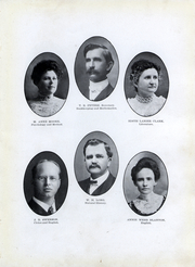 Page 10, 1909 Edition, University of North Texas - Yucca Yearbook (Denton, TX) online yearbook collection