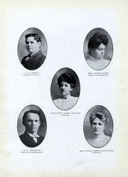 Page 11, 1909 Edition, University of North Texas - Yucca Yearbook (Denton, TX) online yearbook collection