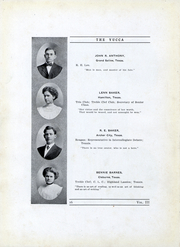 Page 13, 1909 Edition, University of North Texas - Yucca Yearbook (Denton, TX) online yearbook collection