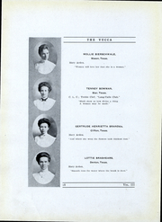 Page 15, 1909 Edition, University of North Texas - Yucca Yearbook (Denton, TX) online yearbook collection