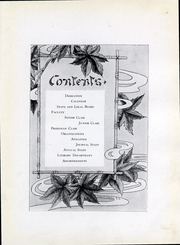 Page 3, 1909 Edition, University of North Texas - Yucca Yearbook (Denton, TX) online yearbook collection